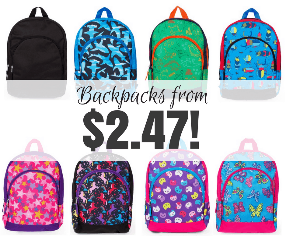 Good Backpacks For Kids | Click Backpacks