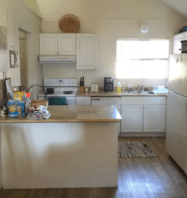 25 Days Of Penny Pinched Kitchen Makeovers Day 2: Budget Kitchen Makeover