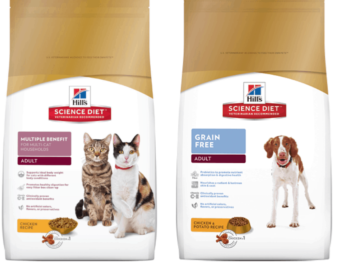 Free Bag of Hills Science Diet Cat or Dog Food at PetSmart ...