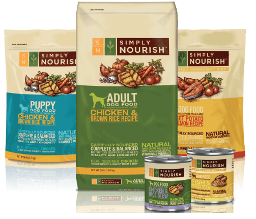 PetSmart – $5 off Simply Nourish Pet Food coupon + 2 FREE cans with purchase! June 26, by Gracie Frick The information found in the following post may contain affiliate links.