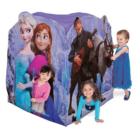 Add (1) Disneyu0027s Frozen or TMNT Play Tent to your cart $24.99 (regularly $49.99)  sc 1 st  Passionate Penny Pincher & Kohlu0027s | Extra 20% Off Select Toys - Today Only! | Passionate ...