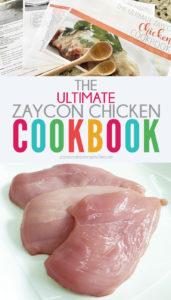 The Ultimate Zaycon Chicken Cookbook