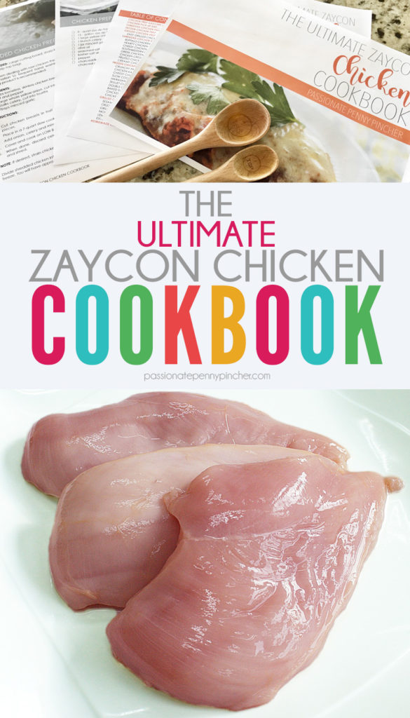The Ultimate Zaycon Chicken Cookbook