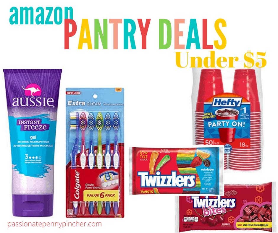 Amazon Prime Pantry FREE Shipping Scenario Aussie Twizzlers