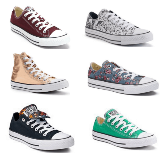 582dc2ffd9d Kohl s Converse Clearance up to 80% OFF!!