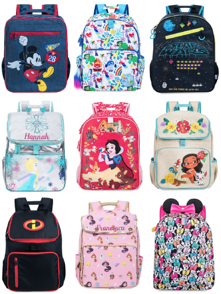 f7f582292280 Personalized Backpacks Disney- Fenix Toulouse Handball