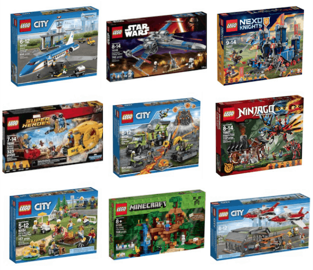 40% Off LEGO Sets at Toys R Us!   Passionate Penny Pincher