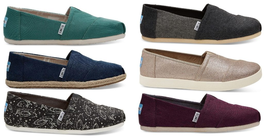 13b2708abd Toms Shoes As Low As $26.99 On Zulily
