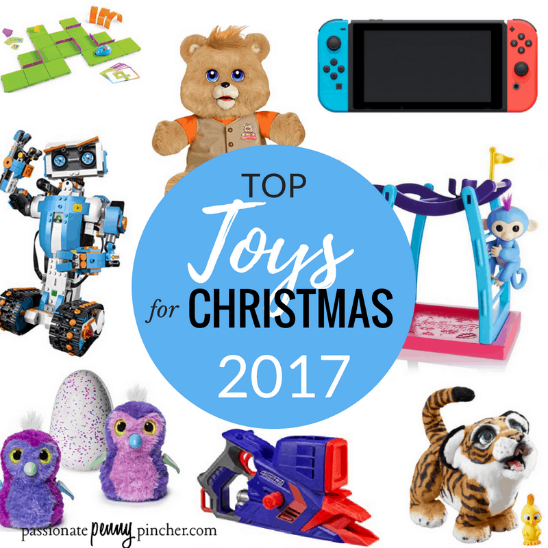 23 Top Toys For Christmas 2017 Passionate Penny Pincher