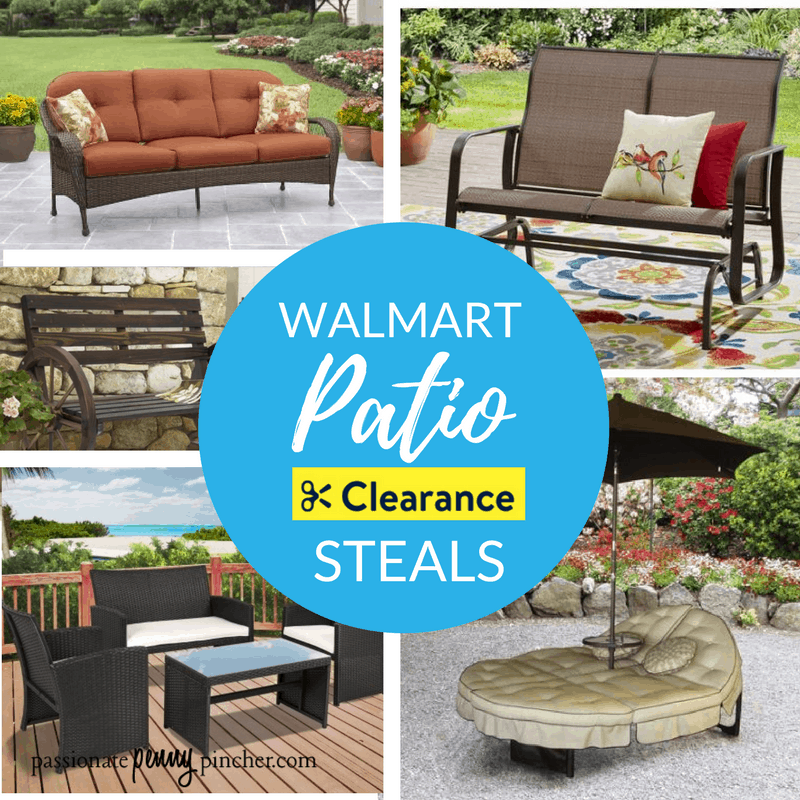 I Love Our Outdoor Space U2013 And Am Always Looking To Make It Better. If  Youu0027re Trying To Furnish Your Deck Or Patio On The Cheap U2013 NOW Is Such An  Awesome ...