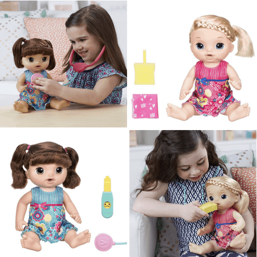 Baby Alive Sweet Tears Baby Doll 14 88 Lowest Price