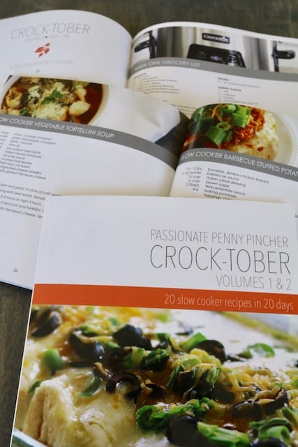 Crock-tober Cookbook