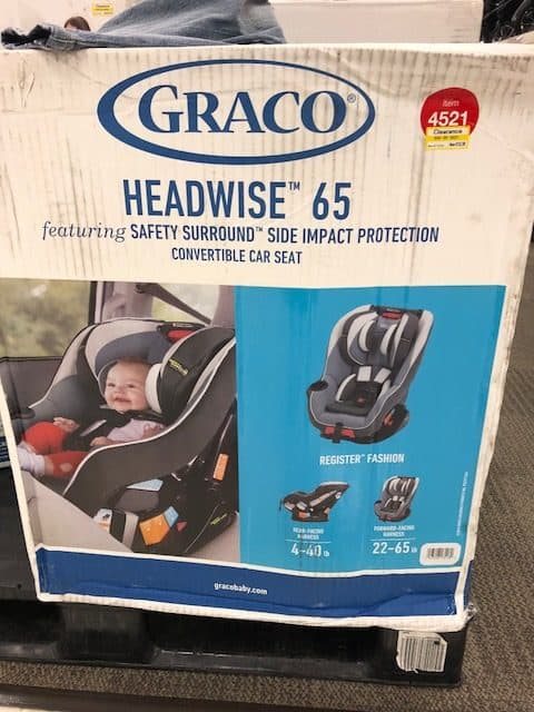 Baby Car Seat Bassinet Strollers High Chair More Clearance
