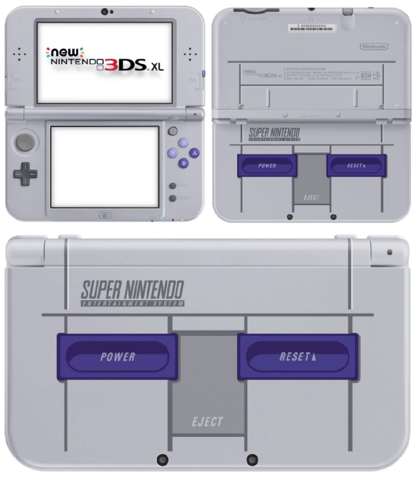 Prime day deal new nintendo 3ds xl super nes edition - How much is a super nintendo console worth ...