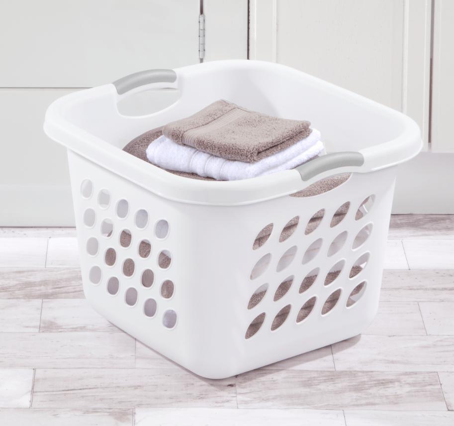 Pretty Laundry Baskets Delectable Sterilite Ultra Square Laundry Baskets 6060 Each Passionate