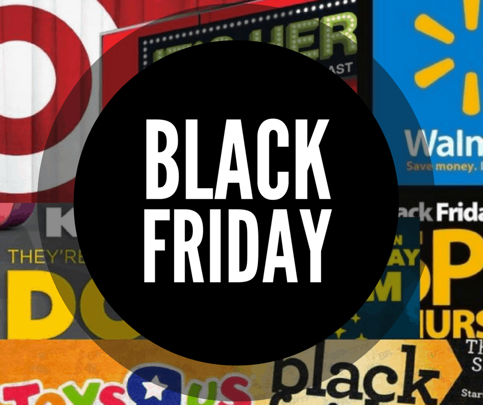 black friday ad leaks
