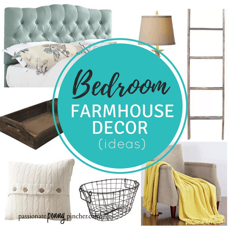 farmhouse decor ideas for guest bedrooms