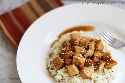 Honey Chicken Image