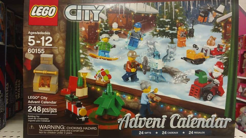 LEGO Advent Calendar 2017 (Sale and In-Stock!) | Passionate Penny ...