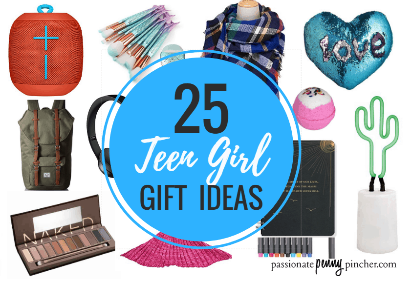 25 holiday gift ideas for teenage girls passionate penny pincher