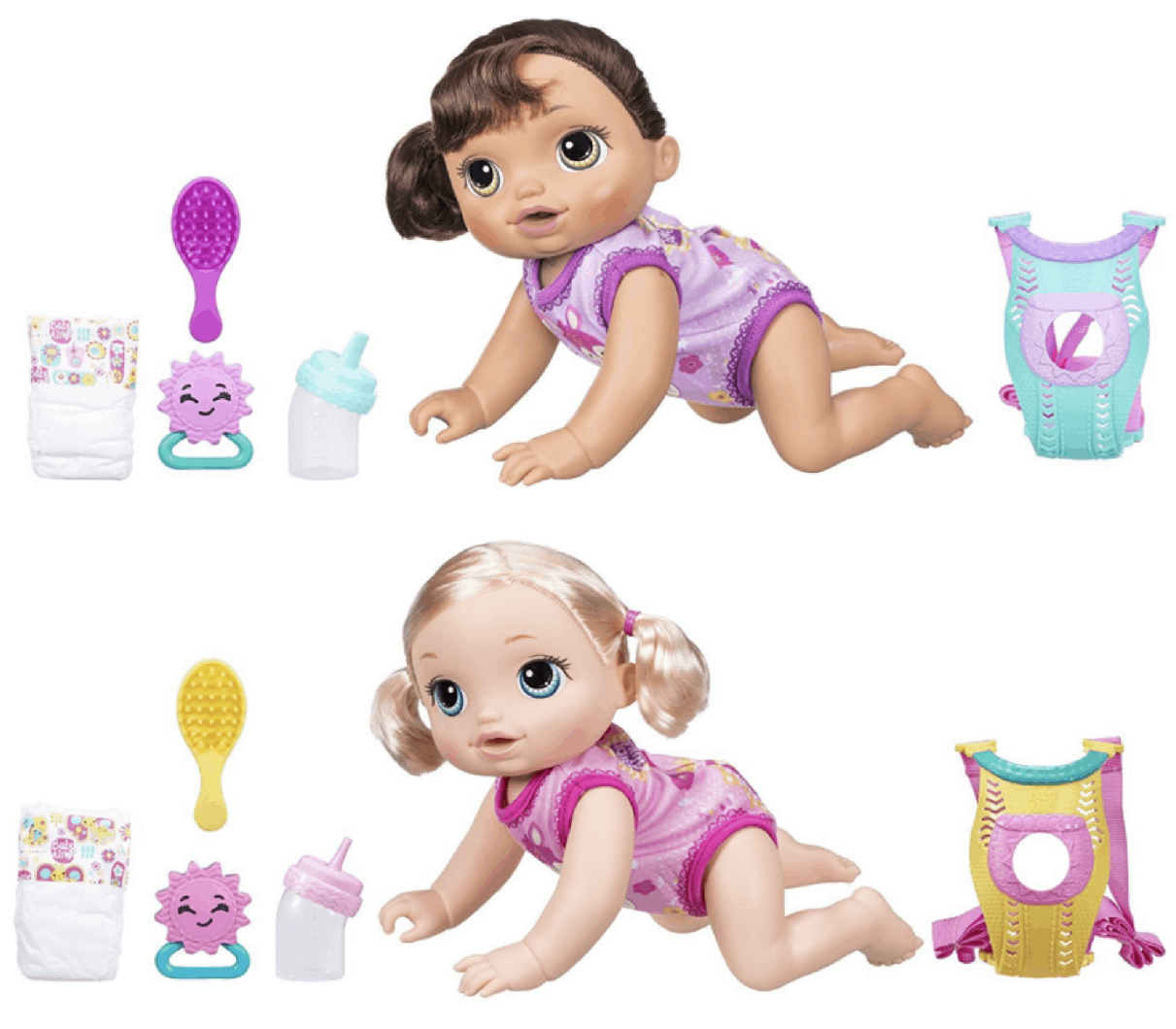 картинки кукол беби лайф расположение