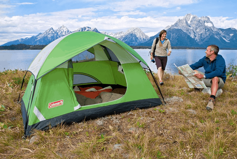 Remember ... & Up to 40% Off Coleman Camping Gear (2-Person Tent Just $21 + More ...