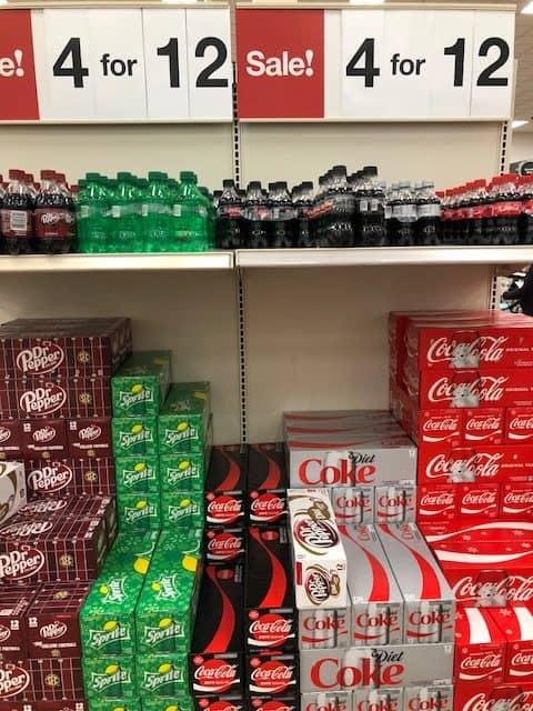 Coke Pepsi Round Up Passionate Penny Pincher