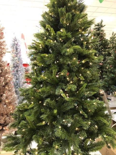 target black friday pre lit 65 artificial christmas tree 2999 - Black Artificial Christmas Tree