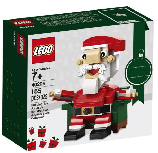 327b71fe4af LEGO Holiday Santa Christmas Set  7.99