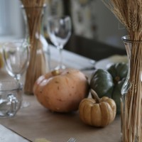 Dollar Tree Thanksgiving Table Decor (Simple and Sweet!)
