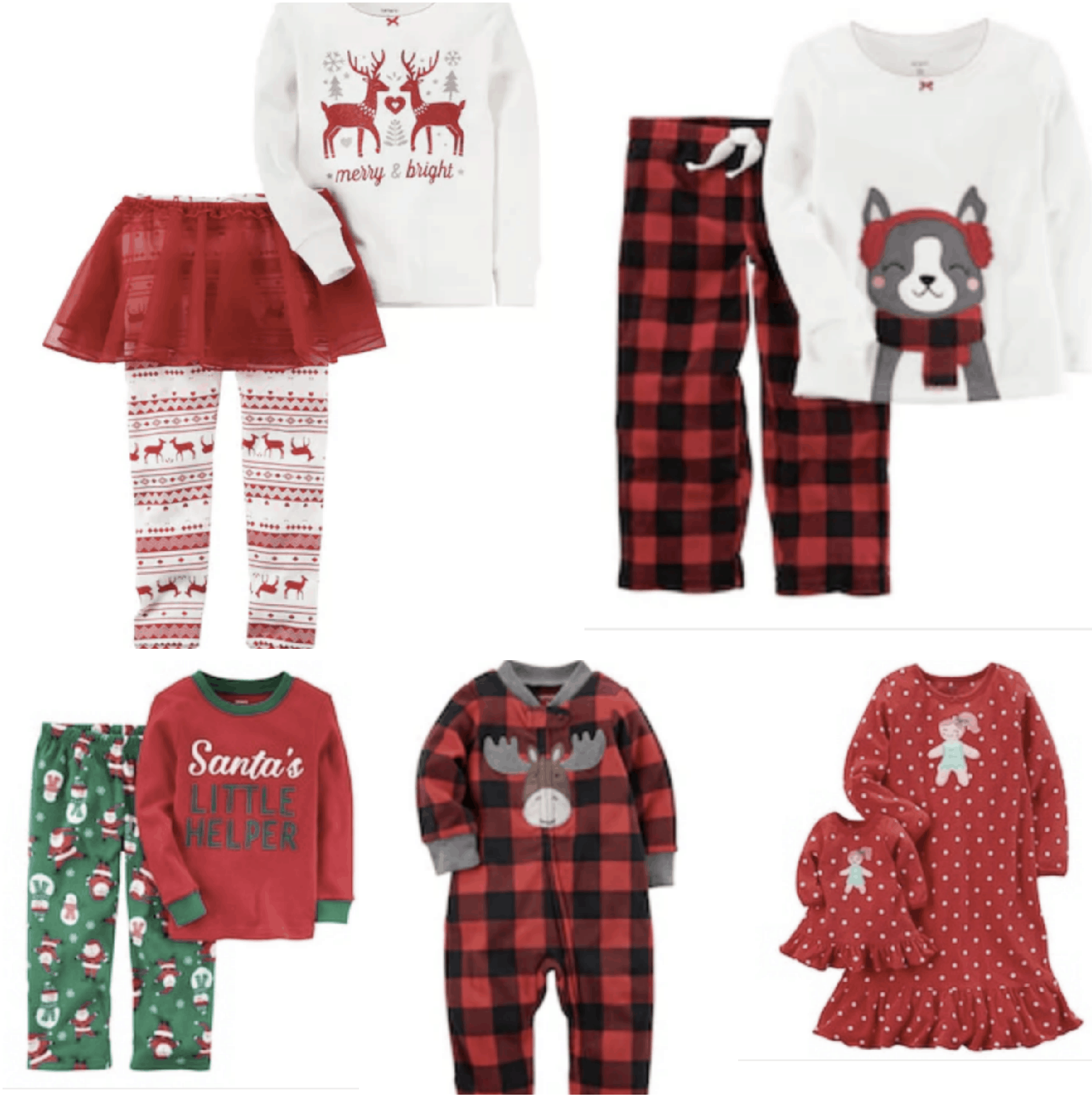 Kohls Black Friday Sale - PJs for The Family! | Passionate Penny Pincher