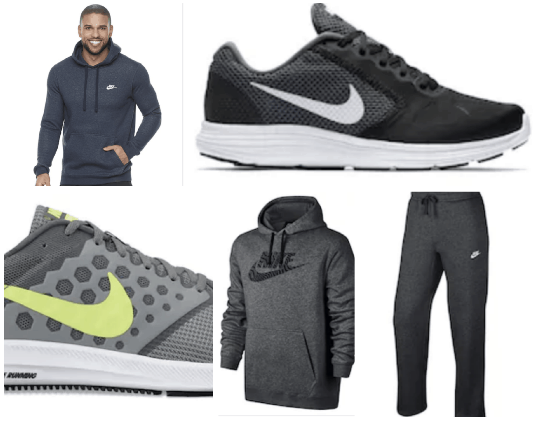 e5bd3312f56b2 Nike Downshifter Shoes only  22.49 At Kohl s!