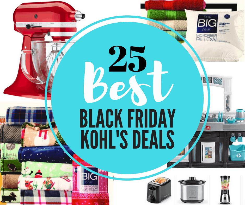 a5408c3be74a 25 BEST Kohls Black Friday Deals for 2018 (LIVE NOW!!)