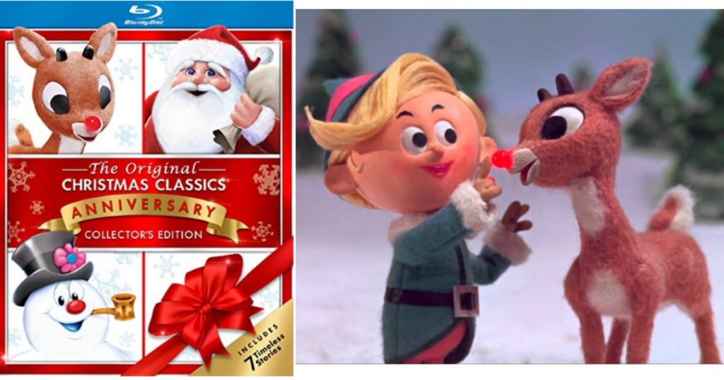christmas classics movies blu ray or dvd only 1291