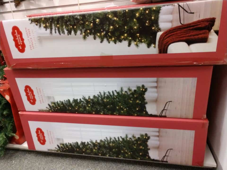 Kohls Christmas Dishes.Kohls Christmas Tree Deals Up To 75 Off