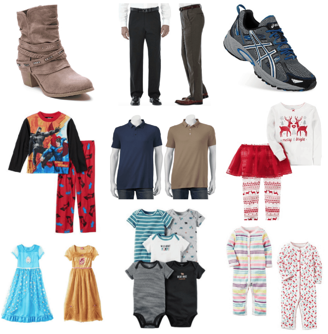 6963e7cd0e Kohl's Cyber Week Sale | PJs, Clothing, and Shoe Deals!