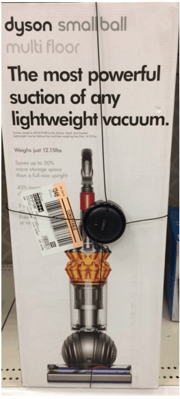 Target Black Friday Deal Dyson Vacuum 199