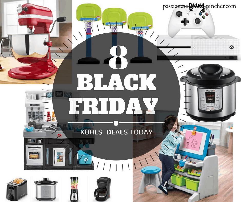 Kohls Black Friday Sale 8 Deals That Are Live Now