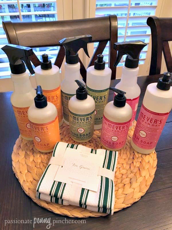 over christmas i scored a deal on mrs meyeru0027s hand soap and absolutely fell in love then tried mrs meyeru0027s dish soap next and i was hooked