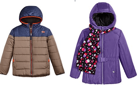 11f3dc7ed Macy's has Kids Puffer Jackets for $15.99 (Reg $85)! This is such a great  deal!! Macy's has free shipping when you spend $49! Macy's Black Friday sale  is ...