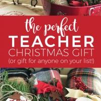 The Perfect Teacher Christmas Gift