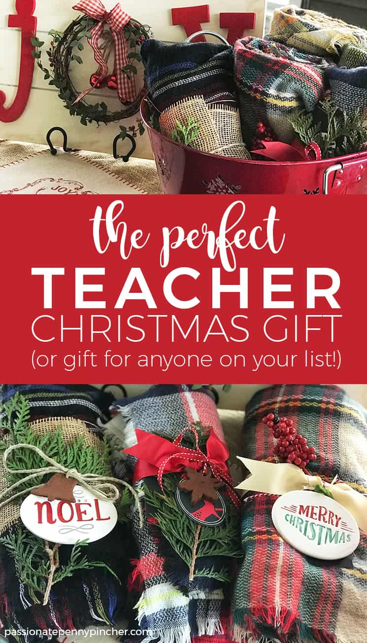 The Perfect Teacher Christmas Gift | Passionate Penny Pincher