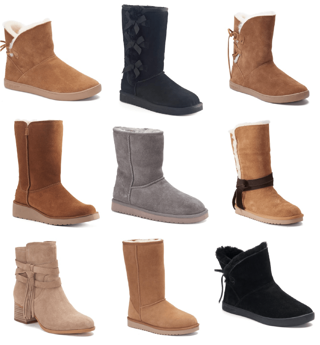 ea0b24a11a1 Kohl's | Women's Boots (Including Koolaburra by UGG!)