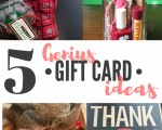 5 Genius Gift Card Giving Ideas