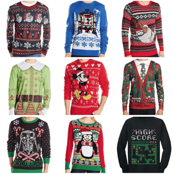 2c47fb55a69 Up to 40% Off Festive Ugly Christmas Sweaters