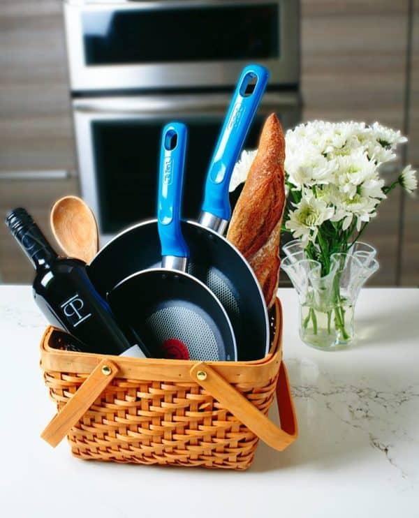 T-Fal Fry Pan Set