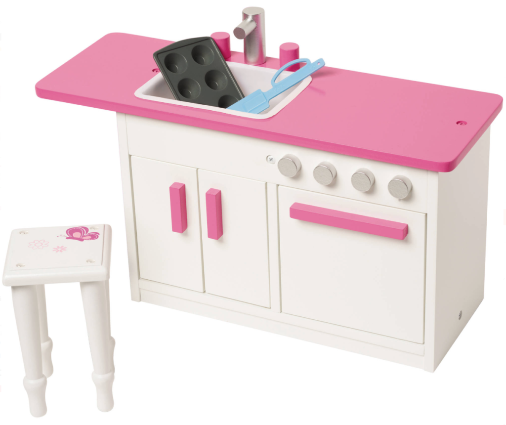 American Girl Inspired Doll Kitchen Furniture $14.97 (Regularly ...