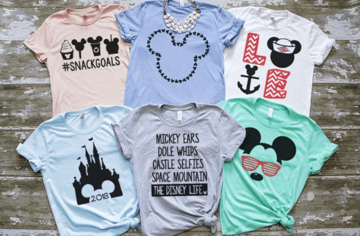 ba49d88c2 Disney Inspired Tees $13.99
