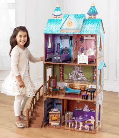 Kidkraft Belle Enchanted Dollhouse 42 49 More Passionate Penny