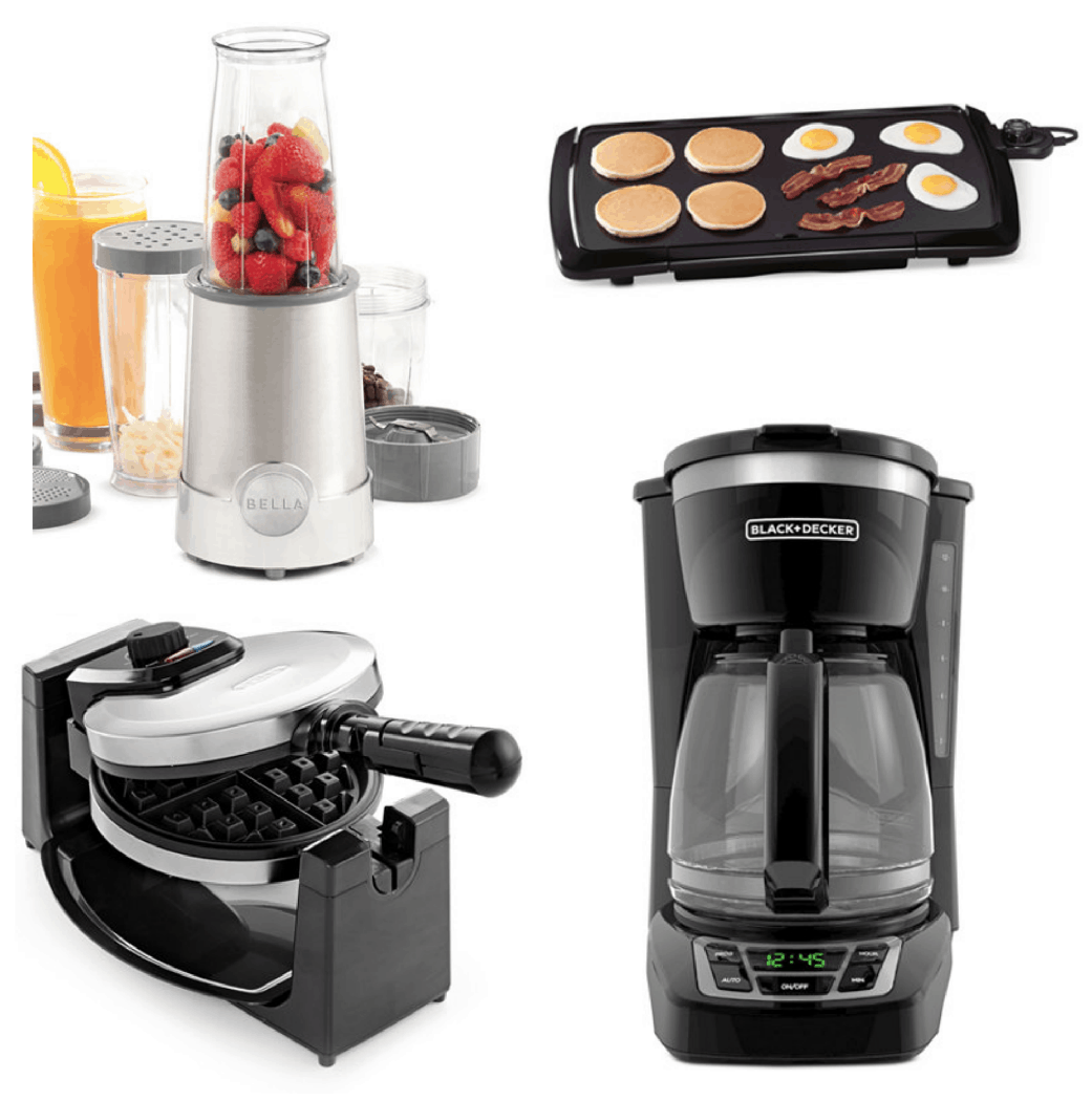 Macy\'s: Small Kitchen Appliances Only $9.99 after Rebate ...